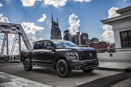 Nissan Titan Y Frontier Midnight Edition 4