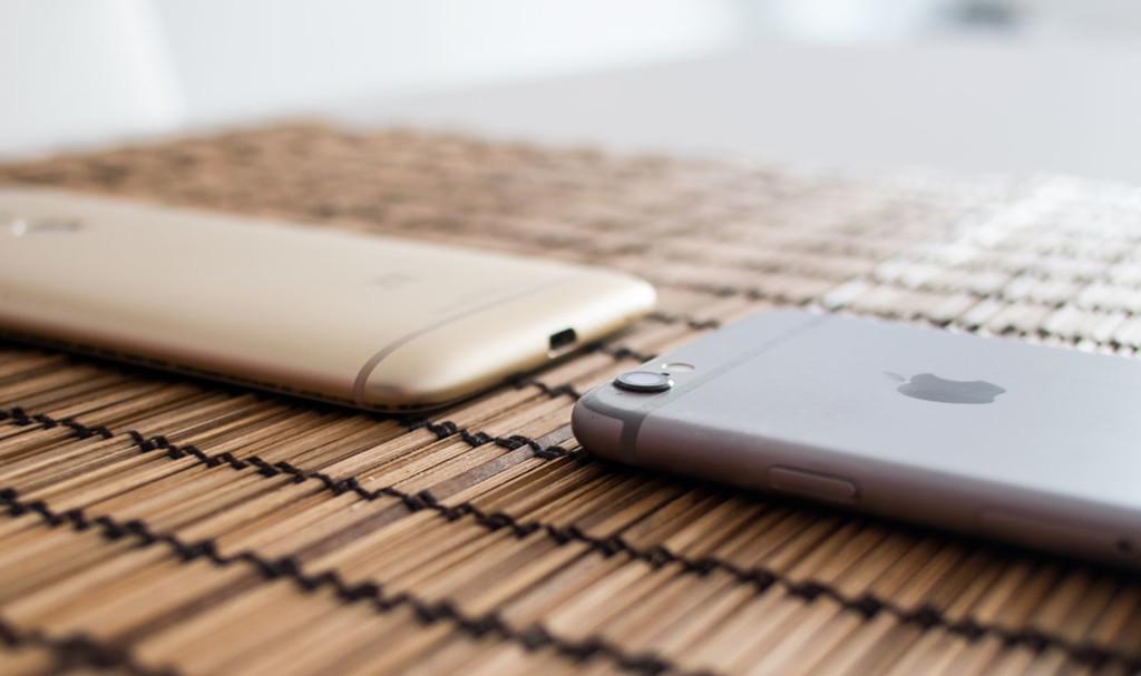 ZTE Axon 7 vs iPhone 6