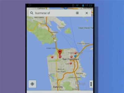 Google Maps renueva interfaz y recomendaciones