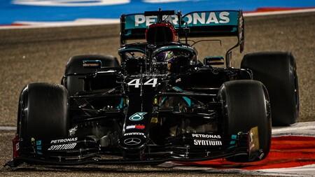 Hamilton Barein F1 2020 2
