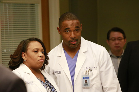 Jason George Leaving Greys Anatomy