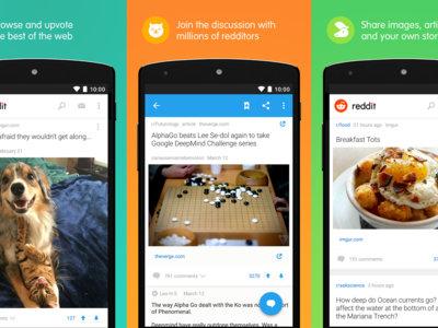 Reddit para Android ya disponible en todo el mundo