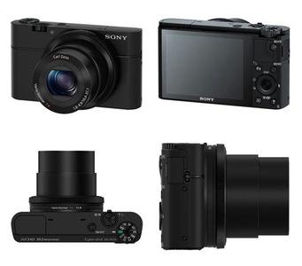 Sony Cybershot DSC-RX10 podría ser la nueva apuesta en compactas avanzadas