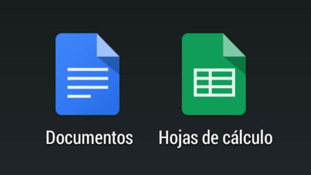 Google lanza las aplicaciones Documentos y Hojas de cálculo, próximamente Presentaciones