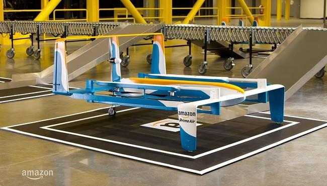 Dron Amazon 2