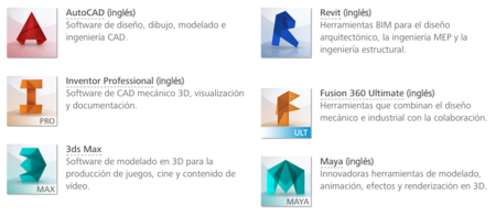 Autodesk Estudiantes