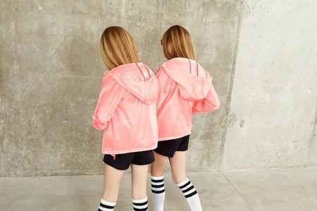 Sporty Girls, el nuevo lookbook de Zara Kids para niñas deportistas