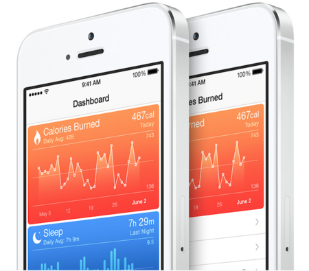 Healthbook de Apple