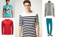 Diez prendas casual de moda para la Primavera-Verano 2012, a precios low cost (I)