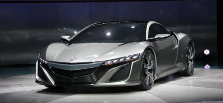 El Honda NSX volverá al Super GT en 2014