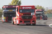 Antonio Albacete se proclama Tricampeón de Europa de Carreras de Camiones