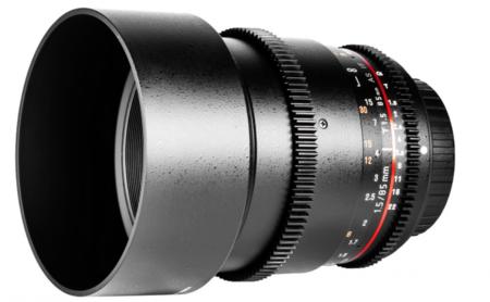 Samyang lanzará varios objetivos para cámaras Full Frame con montura de tipo E