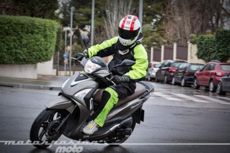 SYM ofrece cinco años de garantía en todos sus scooter