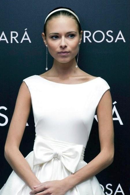 Si Dasha Kapustina se viste de novia... ¿Alonso meterá la quinta?