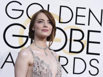 El maquillaje natural de efecto no-makeup fue el gran triunfador de los Globos de Oro 2017