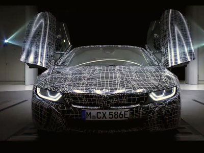 ¡La espera debería merecer la pena! No conoceremos el BMW i8 Roadster hasta 2018