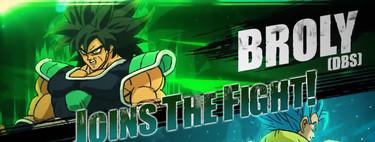 Broly, Gogeta, Jiren y Videl se filtran como nuevos personajes de la segunda temporada de Dragon Ball FighterZ