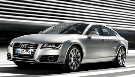 Audi At Sportback gris