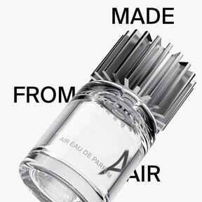 Air Company convierte por primera vez el CO2 del aire en perfume y lo lanza en edición limitada