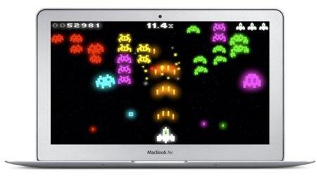 Radiant, combate estelar con aires retro en Mac OS X