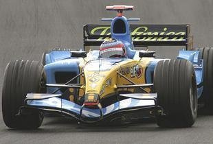 Pole de Fernando Alonso en Francia