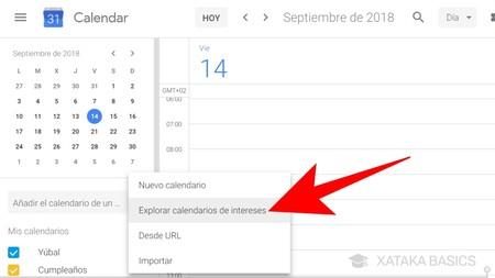 Calendarios De Interes