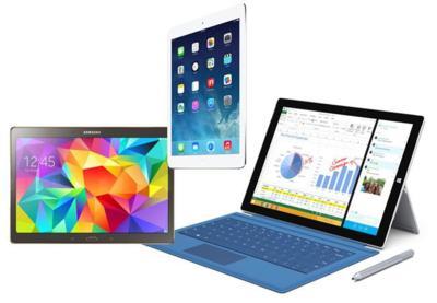 Los mejores tablets del momento frente a frente