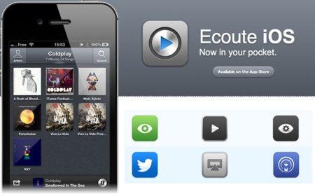 45cc5848806 Ecoute, un nuevo reproductor de música para iOS. ¿El mejor?