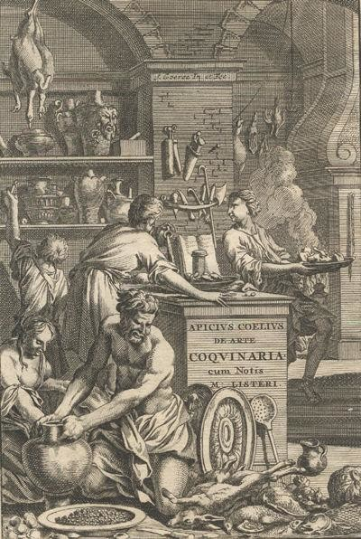 De re coquinaria de Apicius