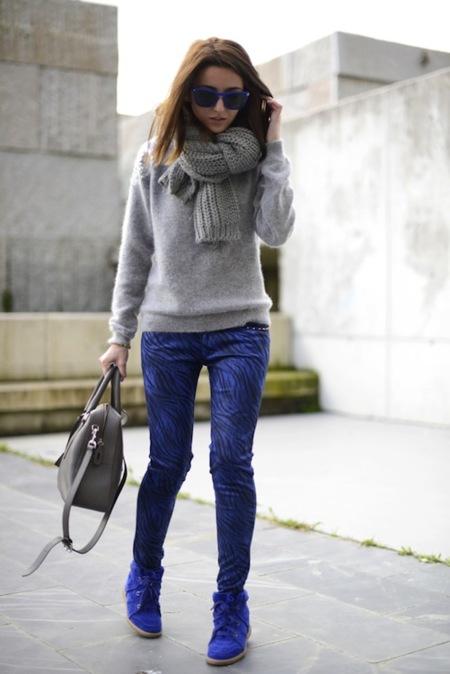 ¡Que el frío y la comodidad no te impidan ir estilosa!