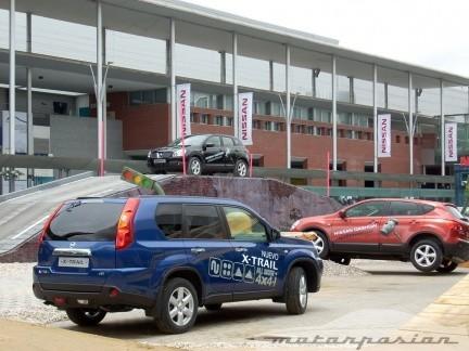Nissan zona 4x4