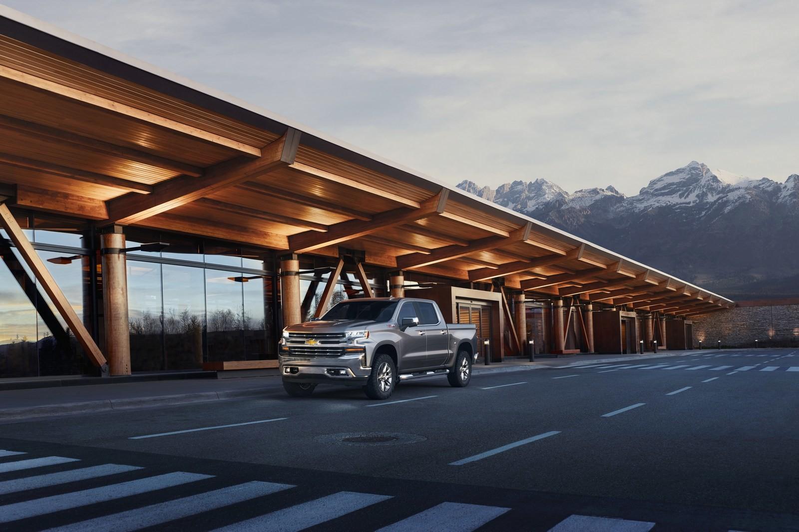 Foto de Chevrolet Silverado 2019 (9/17)