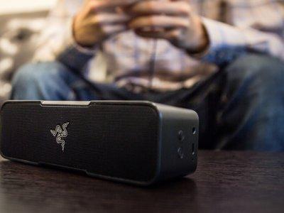 Leviathan Mini, el nuevo altavoz Bluetooth de Razer para llevarte la música a todas partes