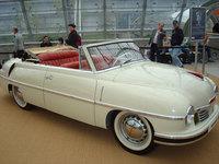 Clásicos del mundo: Tatra T601 Cabrio, el Tatraplan de la hija de Stalin