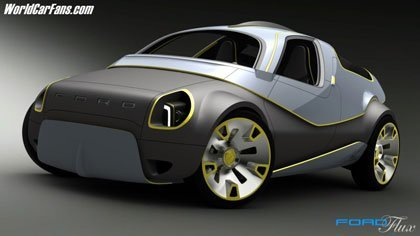 Ford Flux Concept