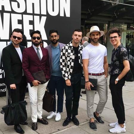 El Mejor Street Style De La Semana Llega De La Mano De La London Fashion Week Men S 07