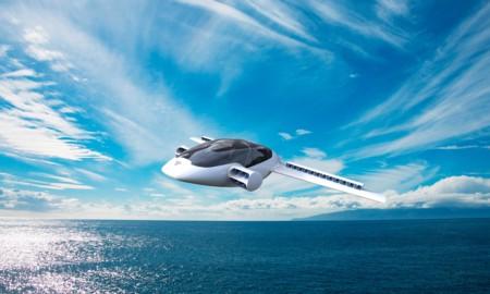 Lilium Jet 5