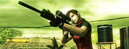 RE Mercenaries 3D