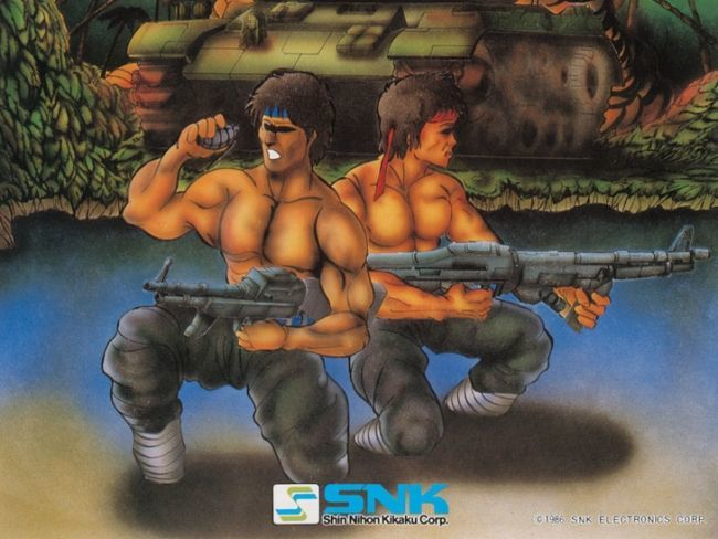 Ikari Warriors (SNK)
