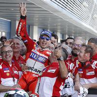 """Jorge Lorenzo y su primer podio con Ducati, """"nunca me di por vencido, he creído en la remontada"""""""