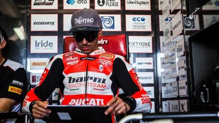 Melandri Ducati Sbk 2020