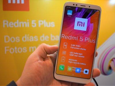 Xiaomi Redmi 5 Plus, primeras impresiones: un gran primer paso con Telcel