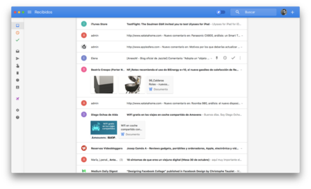 Boxy Inbox Client 2
