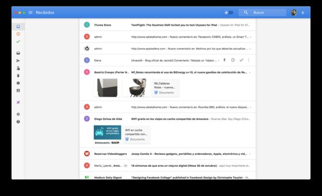 Boxy Inbox Client 2