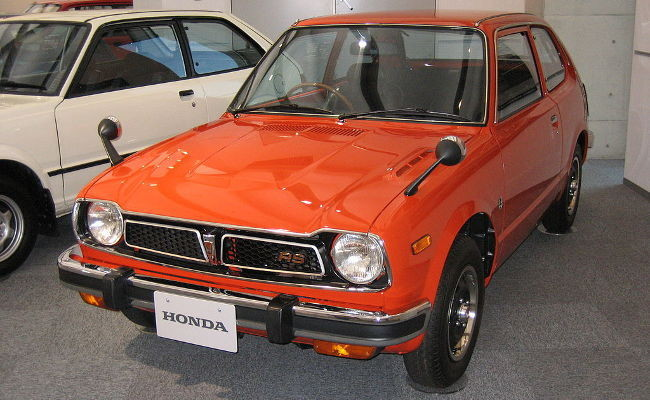 Honda Civic 1200 RS