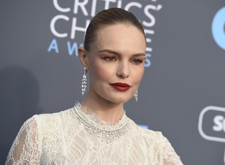 Kate Bosworth ha enamorado con su puesta en escena en los Critics' Choice Awards 2018