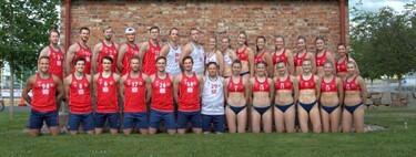 Esto ya es una rebelión: Francia se une a la protesta contra los uniformes femeninos de bikini de las atletas