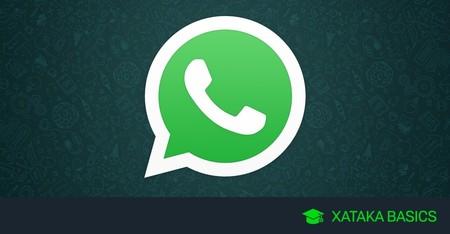 Cómo hacer videollamadas grupales en WhatsApp desde dentro de un grupo