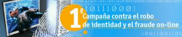 No más fraude, campaña contra el phishing