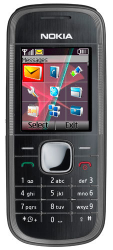 Foto de Nokia 5030 XpressRadio (1/5)